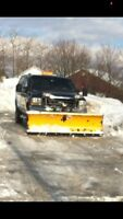 2004 Ford F-350 Lariat with plow