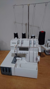 Brother Serger sewing machine WHITBY - must go this w/end