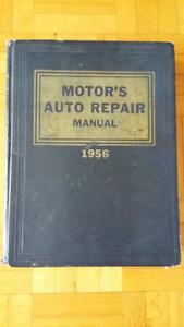 MOTOR'S AUTO REPAIR MANUAL
