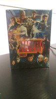Marvel Heroes Collectable DVD Set (Unopened) Calgary Alberta Preview