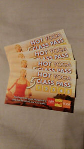 20 classes Hot Yoga  Over half off  No Membership required London Ontario image 1