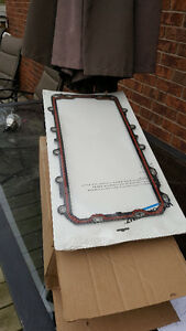 Oil Pan and Gasket - new in box