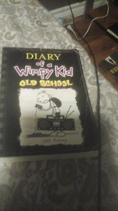 Diary of a wimpy kid (old school) #10