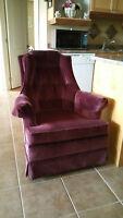Livingroom or bedroom chair
