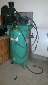 Speedaire Dayton compressor