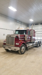 2009 Western Star Heavy Spec Truck