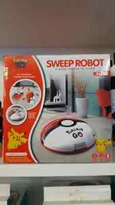 NEW in box Pokemon Sweep Bot