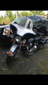 2002 HD Electric Glide loaded with Chrome