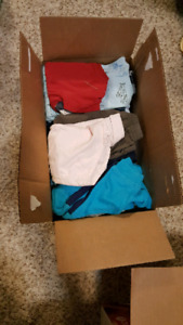 Box of 3-6month boys clothes