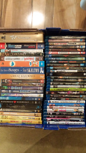 Super Blu-Rays and DVDs