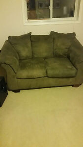 Sofa and loveseat in excellent condition London Ontario image 1