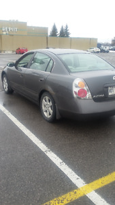 2004 Nissan Altima Berline