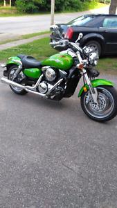 Kawasaki mean Streak 2004