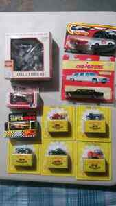 A huge bundle of diecast collectibles for ur TV