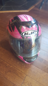 HJC Women's ATV / Snowmobile Helmet