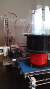3d printer (reprap)