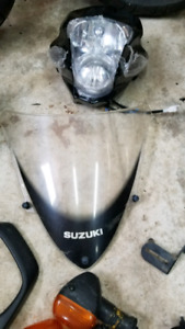 Suzuki GS500 Windscreen