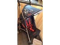 Cosatto buggy pushchair Robots