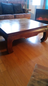 Table base chinoise