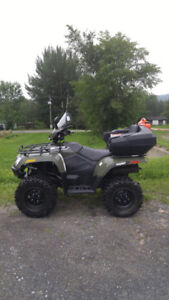 ATV 2016 ARCTIC CAT 500 CORE