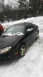 04 sunfire for repair or parts