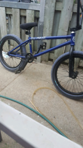 federal bmx stunt bike with bsd freecoster all custom