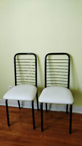 For sale: steel chair / wooden chair / folding chair