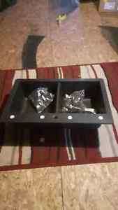 Blanco Double Sink, New Never Used