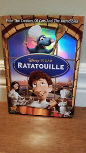 Disney's Ratatouille DVD