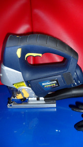 Mastercraft Jigsaw with Laser Guide $60