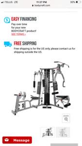 Body craft Home Gym