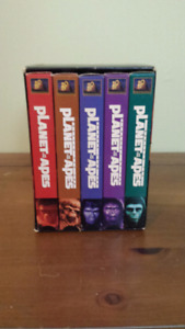 Planet of Apes Collection VHS
