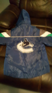 VANCOUVER CANUCK BRAND NEW WINTER COAT