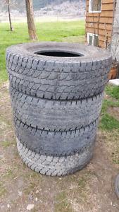 LT 285 / 75 / R 16  All Season  NOKIAN Tires $600