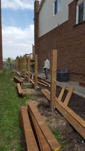 Fencing & Decking Construction Services