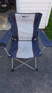 Chaise de camping ObusForme