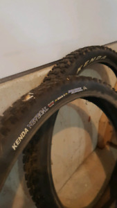 2.5 x 26 kenda tires never used