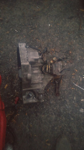 Transmission out of b serries