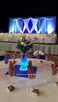 Beautiful events, weddings decoration service, Backdrops Calgary