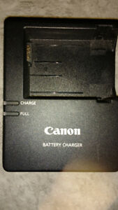 cannon battery charger LCE8E