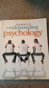 Essentials of undrestanding Psychology 3rd ed