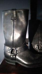 MOTORCYCLE  DAYTON STYLE RIDING BOOTS WOMENS