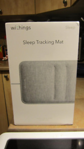 Withings/Nokia Sleep Tracking Pad/Capteur de Sommeil    Neuf
