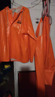 Made by sainthill rain jacket large very good condition