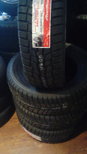 """(4)""""NEW"""" 195-65-15 G-Fit AS & 225-65-17 Aurora snow tires London Ontario image 6"""