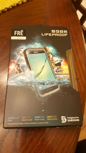 Galaxy S7 Lifeproof case