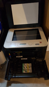 Samsung Colour Laser Printer, Copier