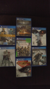 PS4 games $15 each firm
