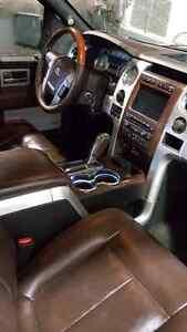 2010 ford  f150 platinum