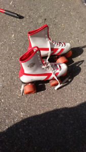 Womens Size 5 Marco Polo Roller Skates